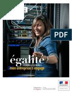 Égalité femmes-hommes. Un guide pour les TPE-PME