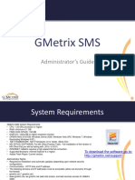 GMetrix Admin Guide