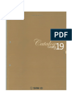 Appendix B - San-ei Brochure Catalog