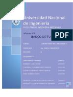 Banco de Tuberias