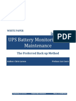WhitePaper-UPS Battery Monitoring and Maintenance_Edited