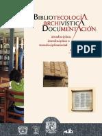Bibliotecología Archivística y Documentación.pdf