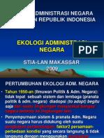 Ekolog SANKRI – Dr. Alam Tauhid Syukur, S.sos, M.si