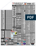 Techdeals Latest Pricelist  @ #04-17 SimLim Square, Singapore