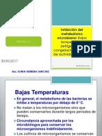 11-INHIBICION DEL METABOLISMO MICROBIANA CONGELACION REFRIGERACION Y AW.pdf
