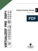 Instrucciones Reverb