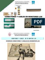 5.1 Conectores en Monitores LCD