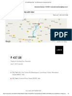 IIT Gandhinagar Mail - Your Wednesday morning trip with Uber.pdf