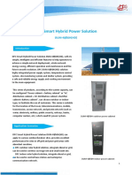 DPC Smart Hybrid Power Solution DUM-4850H(HD)