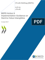 Public Comments Received on the Implementation Guidance on Hard to Value Intangibles 2017