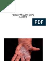 Persiapan ujian OSPE