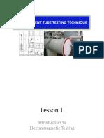 ECT & RFT - Tube Testing