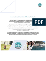 Manifesto Scuole Piccole