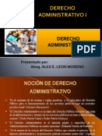Derecho Administrativo Original