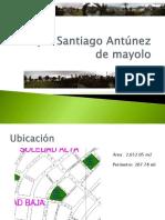 Parque Santiago Antúnez de Mayolo
