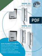 Interphone Wepa 402