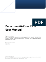 Pepwave Max Surf v6.3.1 User Manual