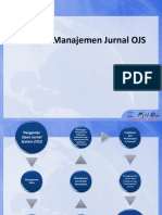 Modul 3 Manajemen Jurnal Ojs