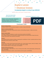 year 1 chemical science explore lesson handout  1