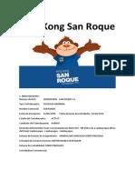 Plan de Vuelo San Roque