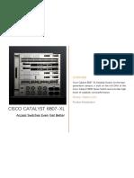 Cisco Catalyst 6807-XL