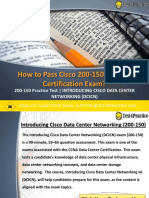 Latest Cisco 200-150 Practice Test Exam Question and Answers Available on Test4practice