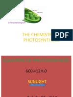 Presentation1( Ict )Chemistry of Photosynthesis