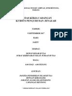 Kertas Kerja Pengurusan Jenazah KVTAA 2017
