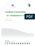V11 Training Notes B01 Introduction