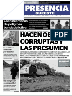 PDF Presencia 11102017