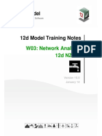 V10 12d NZ - W03 Network Analysis