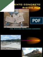 PAVIMENTO RIGIDO EXPOSICION