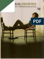 Katie Melua Piece by Piece BOOK