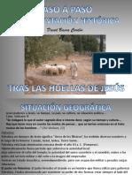 108 Documentacion Tras Los Pasos de Jesus