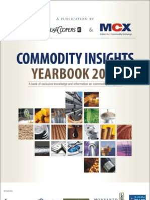Commodity Insights Yearbook( Part 1) | Commodity Markets