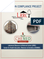 LRRC's CDC Vaccination Compliance Project