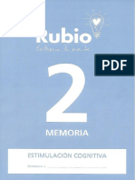 Cuadernillo Rubio Memoria 2