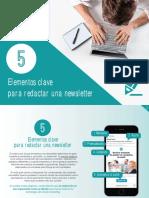 5 Elementos Clave Para Redactar Una Newsletter