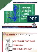 Team Analysis Chesler