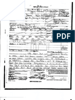 Rob Ford's Miami Dade Police department arrest report