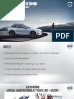 VOLVO Virtual Manufacturing Enabler