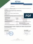 DOP Rigips RF 15 Placa Gips Carton 062014