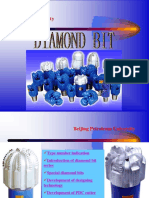 Diamond Bits - Beijing Petroleum University