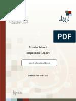 ADEC - Summit International School 2016-2017