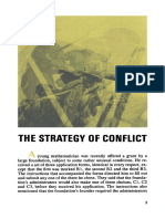 A-The Strategy of Conflict