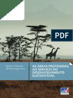AFD. as Áreas Protegidas Ao Serviço Do Desenvolvimento Sustentavel