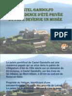 Castel Gandolfo-Residence d'Ete Privee Du Pape (1)