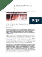 A Primer on Situational Awareness