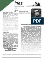 December-January 2005-06 Shorelines Newsletter Choctawhatchee Audubon Society