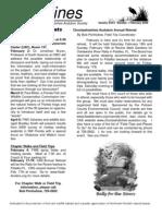 March 2006 Shorelines Newsletter Choctawhatchee Audubon Society